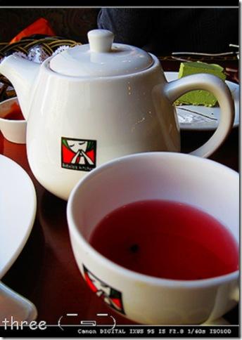 巴贝拉的水果茶